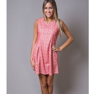 EUC Lovemarks Coral Reef Dress, M